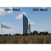 Sunbounce pannello per WIND-KILLER fisso 180x245cm
