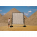 Sunbounce SUN SCRIM telaio + pannello traslucido - 1/3 244x244cm